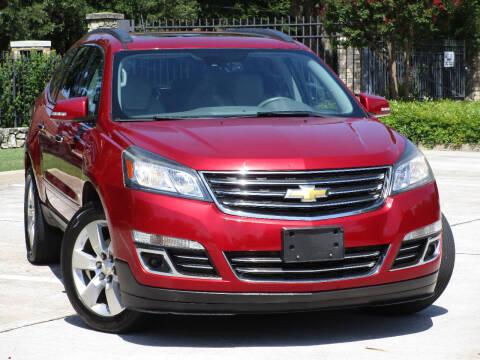 2014 Chevrolet Traverse for sale at Ritz Auto Group in Dallas TX