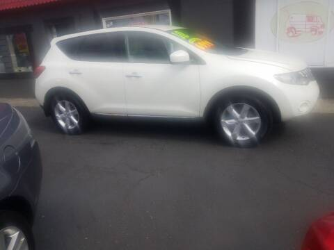 2010 Nissan Murano for sale at Bonney Lake Used Cars in Puyallup WA
