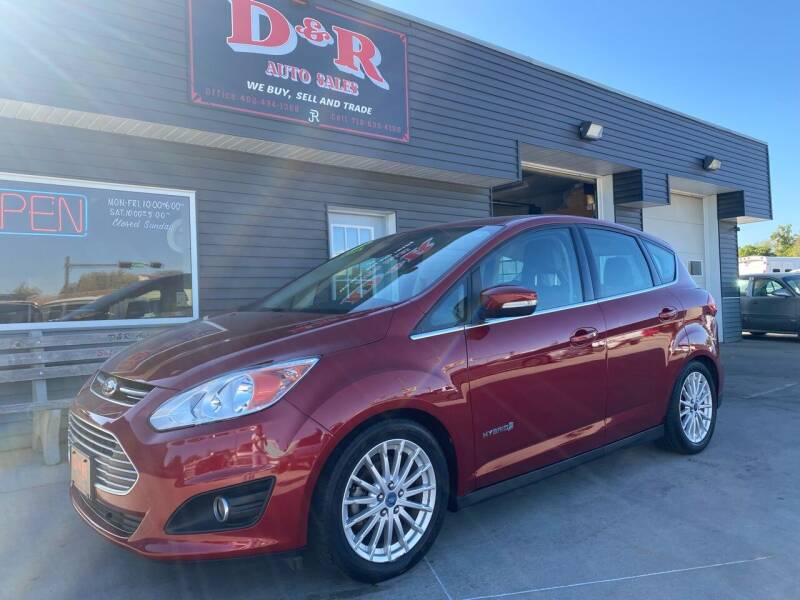 2013 Ford C-MAX Hybrid for sale at D & R Auto Sales in South Sioux City NE