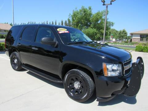 2013 Chevrolet Tahoe for sale at Repeat Auto Sales Inc. in Manteca CA