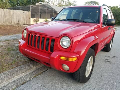 2002 Jeep Liberty for sale at Low Price Auto Sales LLC in Palm Harbor FL
