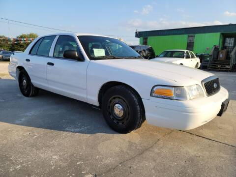 2005 Ford Crown Victoria for sale at Warren's Auto Sales, Inc. in Lakeland FL