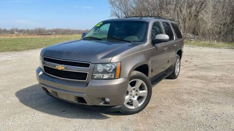 2012 Chevrolet Tahoe for sale at ROUTE 6 AUTOMAX in Markham IL