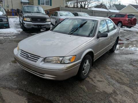 1997 Toyota Camry for sale at Richland Motors in Cleveland OH