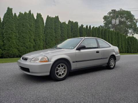 1997 Honda Civic for sale at Kingdom Autohaus LLC in Landisville PA