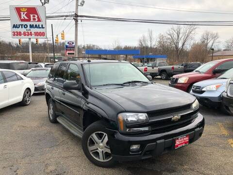 2005 Chevrolet TrailBlazer for sale at KB Auto Mall LLC in Akron OH
