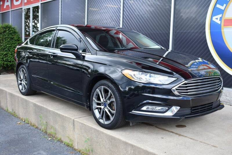 2017 Ford Fusion for sale at Alfa Romeo & Fiat of Strongsville in Strongsville OH
