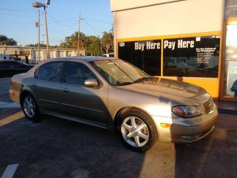 2004 Infiniti I35 for sale at QUALITY AUTO SALES OF FLORIDA in New Port Richey FL