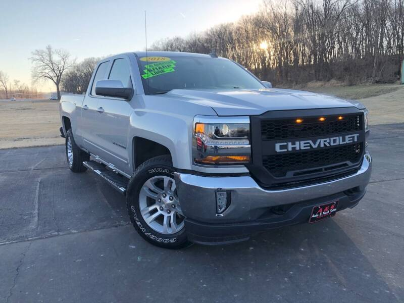 2018 Chevrolet Silverado 1500 for sale at A & S Auto and Truck Sales in Platte City MO