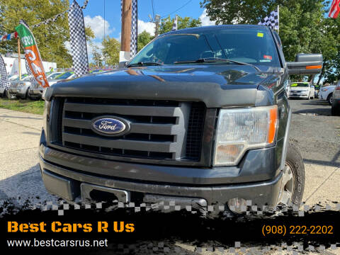 2010 Ford F-150 for sale at Best Cars R Us in Plainfield NJ