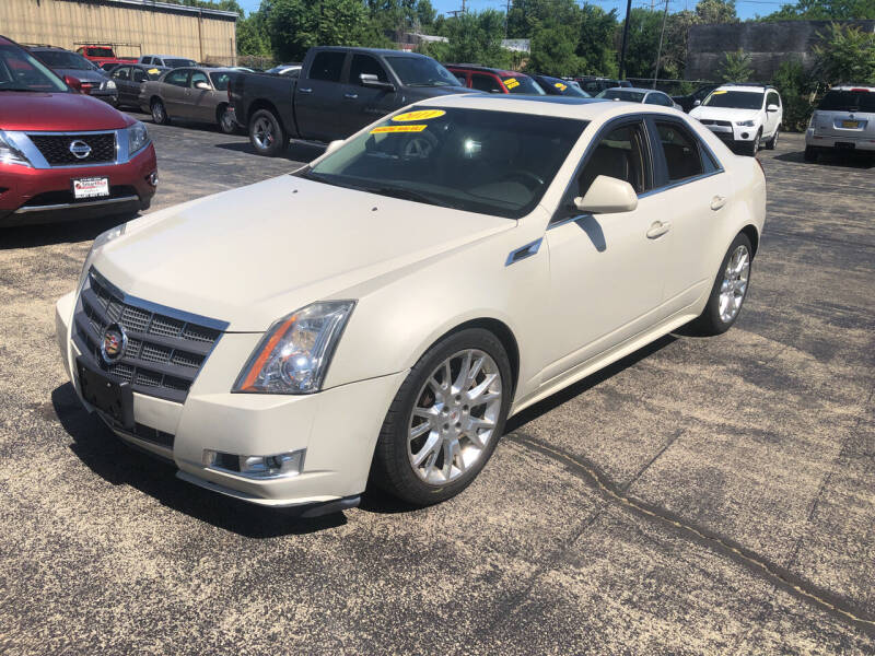 2011 Cadillac CTS for sale at Smart Buy Auto in Bradley IL