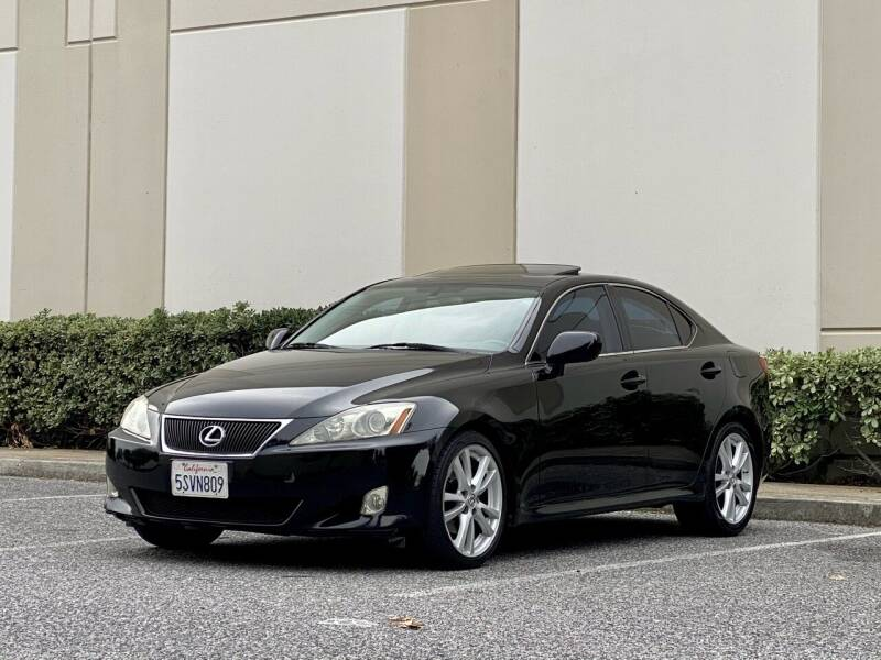 2006 Lexus IS 250 for sale at Carfornia in San Jose CA