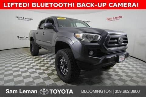 2020 Toyota Tacoma for sale at Sam Leman Toyota Bloomington in Bloomington IL