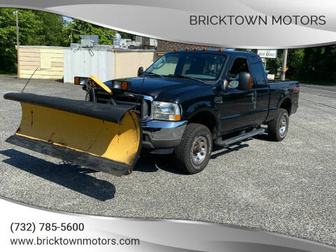 2004 Ford F-250 Super Duty for sale at Bricktown Motors in Brick NJ