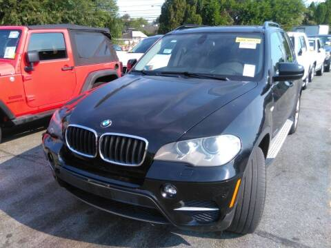 2013 BMW X5 for sale at MOUNT EDEN MOTORS INC in Bronx NY
