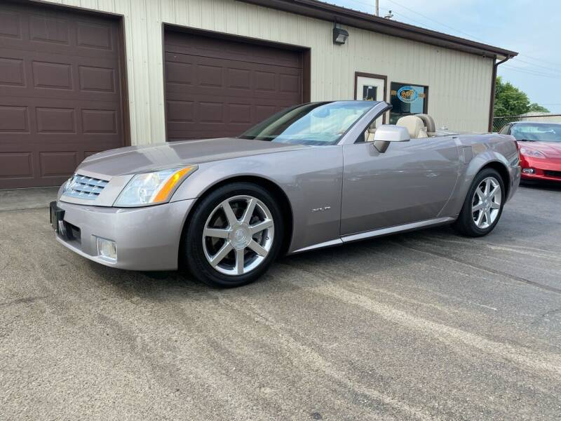 2005 Cadillac XLR for sale at Ryans Auto Sales in Muncie IN