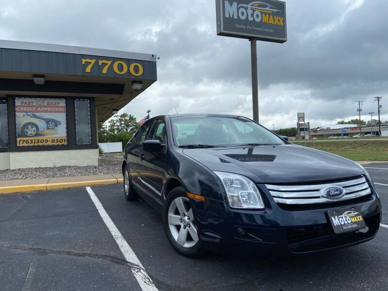 2009 Ford Fusion for sale at MotoMaxx in Spring Lake Park MN