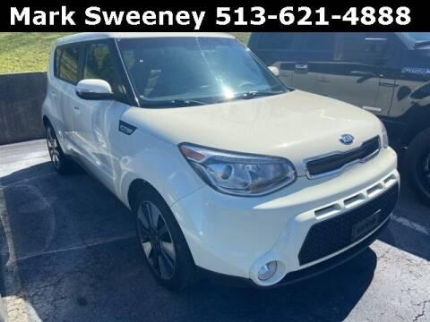 2016 Kia Soul for sale at Mark Sweeney Buick GMC in Cincinnati OH