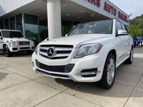 2014 Mercedes-Benz GLK for sale at Pars Auto Sales Inc in Stone Mountain GA