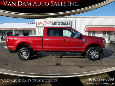 2019 Ford F-250 Super Duty for sale at Van Dam Auto Sales Inc. in Holland MI
