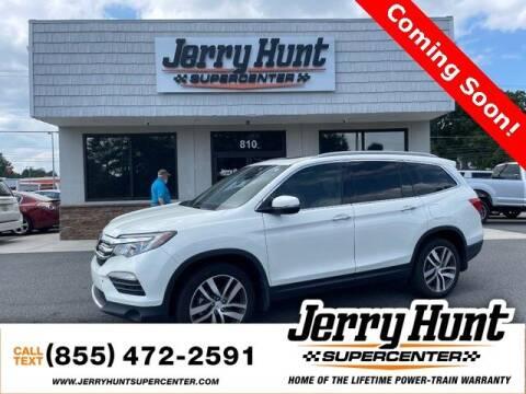 2018 Honda Pilot for sale at Jerry Hunt Supercenter in Lexington NC