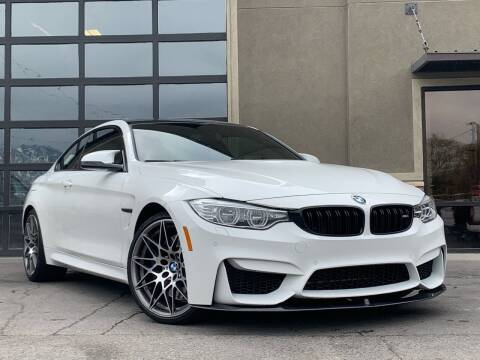 2017 BMW M4 for sale at Unlimited Auto Sales in Salt Lake City UT
