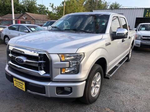 2016 Ford F-150 for sale at Pasadena Auto Planet in Houston TX