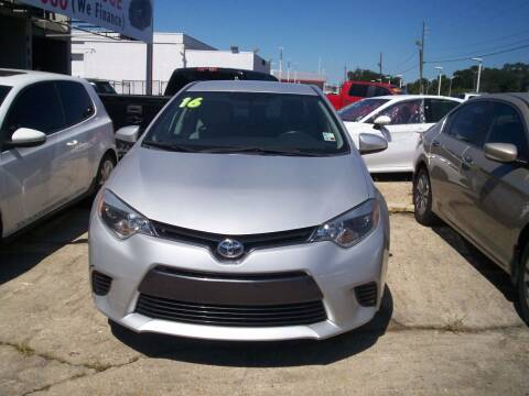 2016 Toyota Corolla for sale at Louisiana Imports in Baton Rouge LA
