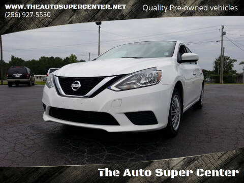 2017 Nissan Sentra for sale at The Auto Super Center in Centre AL