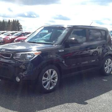 2016 Kia Soul for sale at Garys Sales & SVC in Caribou ME