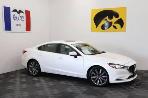 2018 Mazda MAZDA6 for sale at Carousel Auto Group in Iowa City IA
