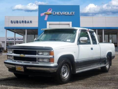 1994 Chevrolet C/K 2500 Series for sale at Suburban Chevrolet of Ann Arbor in Ann Arbor MI