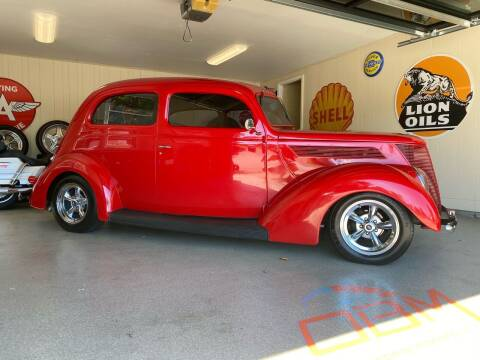 1937 Ford Deluxe for sale at Orange Bear Motors in Landrum SC