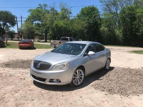 2013 Buick Verano for sale at Preferable Auto LLC in Houston TX