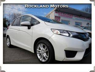 2016 Honda Fit for sale at Rockland Automall - Rockland Motors in West Nyack NY