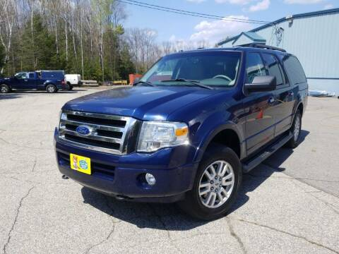 2012 Ford Expedition EL for sale at Granite Auto Sales in Spofford NH