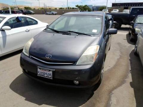 2007 Toyota Prius for sale at MCHENRY AUTO SALES in Modesto CA
