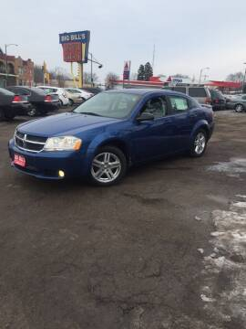 2009 Dodge Avenger for sale at Big Bills in Milwaukee WI