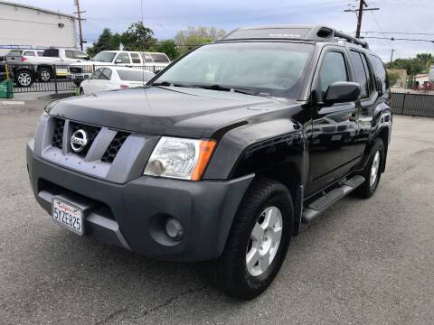 2007 Nissan Xterra for sale at Quality Car Sales in Whittier CA