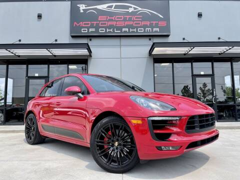 2017 Porsche Macan for sale at Exotic Motorsports of Oklahoma in Edmond OK