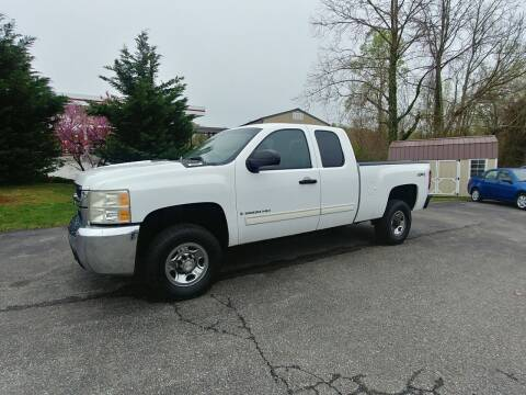 2009 Chevrolet Silverado 2500HD for sale at Regional Auto Sales in Madison Heights VA