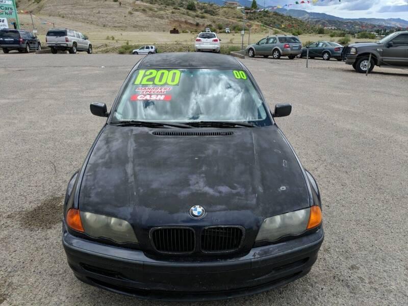 2000 BMW 3 Series for sale at Hilltop Motors in Globe AZ