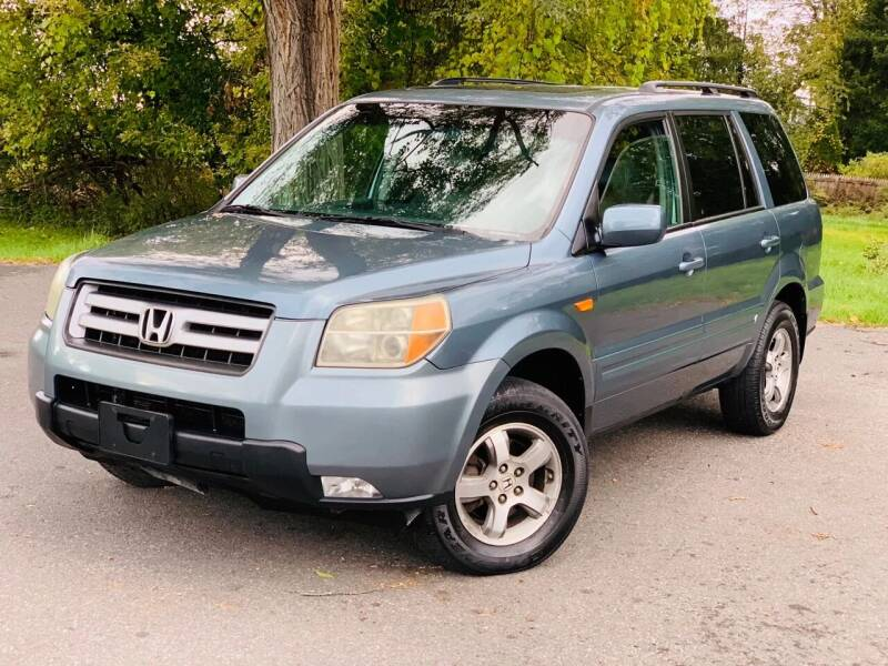 2007 Honda Pilot for sale at Y&H Auto Planet in West Sand Lake NY