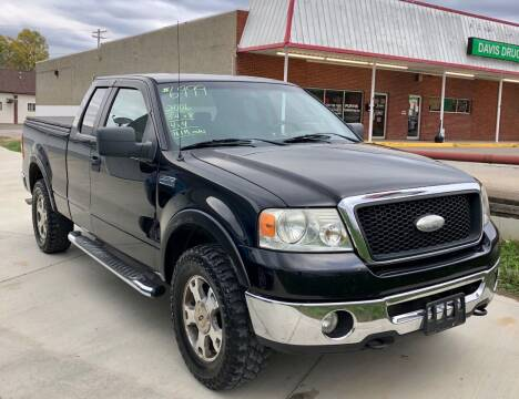 2006 Ford F-150 for sale at Stephen Motor Sales LLC in Caldwell OH