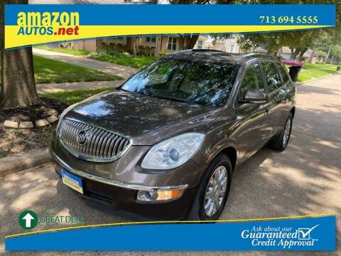 2011 Buick Enclave for sale at Amazon Autos in Houston TX
