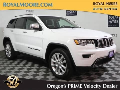 2017 Jeep Grand Cherokee for sale at Royal Moore Custom Finance in Hillsboro OR