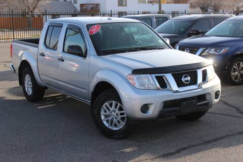 2015 Nissan Frontier for sale at Car Bazaar INC in Salt Lake City UT