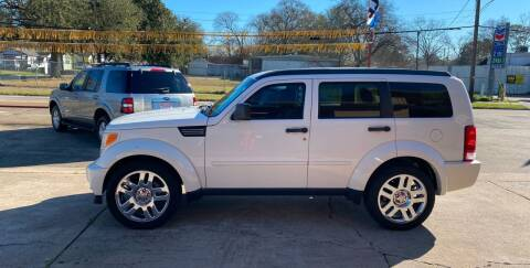 2010 Dodge Nitro for sale at Bobby Lafleur Auto Sales in Lake Charles LA