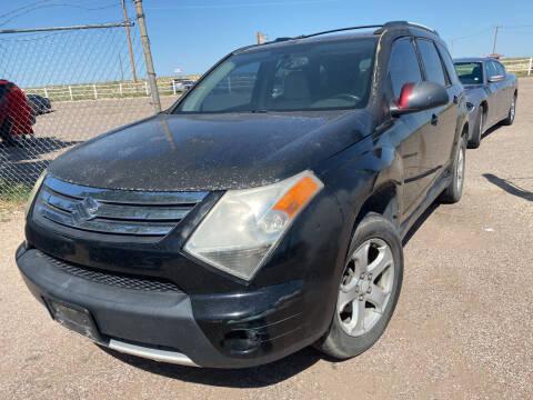 2007 Suzuki XL7 for sale at PYRAMID MOTORS - Pueblo Lot in Pueblo CO