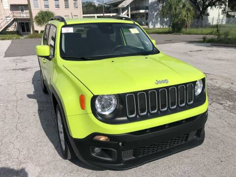 2017 Jeep Renegade for sale at Consumer Auto Credit in Tampa FL